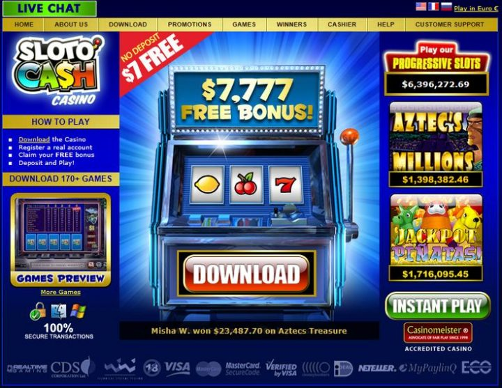 Real Online Casino Slots Real Money