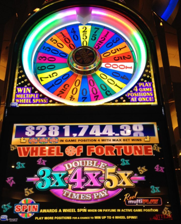Free Online Wheel Of Fortune Slot Game No Download