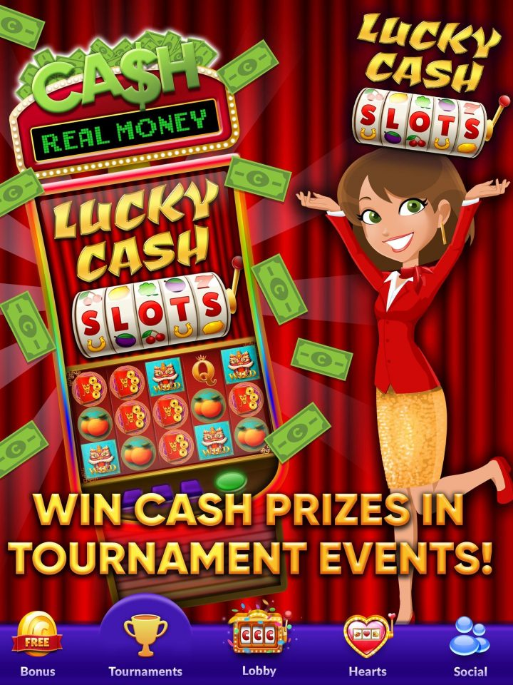 Real Money Slots Online Free