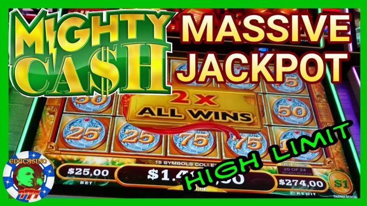 Mighty Cash Slots Online