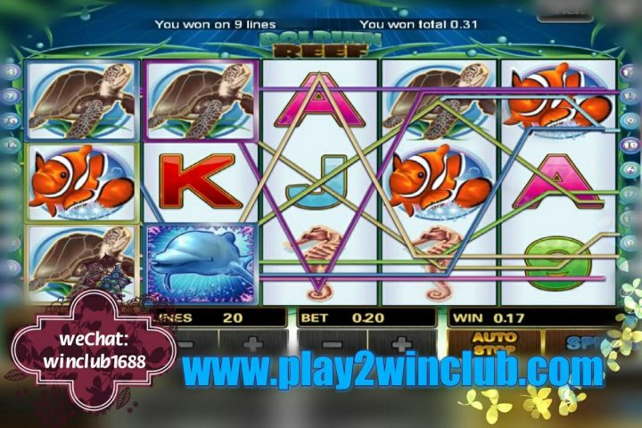 Online Slot Game Malaysia