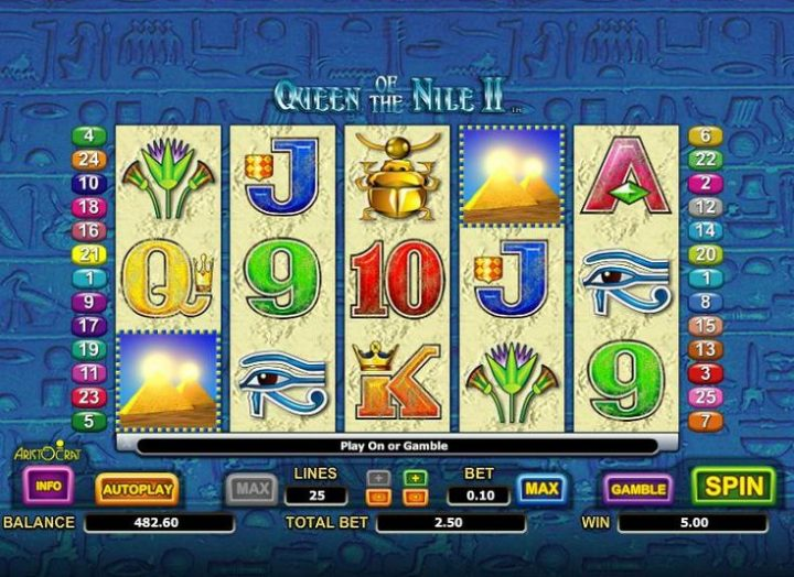 Play Penny Slots Online For Money